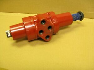 Farmall Ih International Char Lynn Power Steering Generator Hand Pump 382824r91