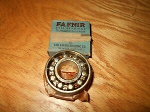 Nos Fafnir Winch Bearing 1945 46 47 48 1958 Willys Jeep Truck Jeepster Wagon