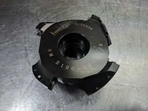 Iscar 100mm Indexable Milling Cutter Head Sm D100 22 ft e loc3111a