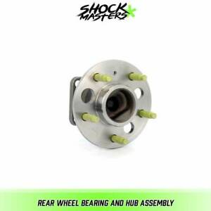 Rear Wheel Bearing Hub Assembly For 1999 2004 Oldsmobile Alero Fwd