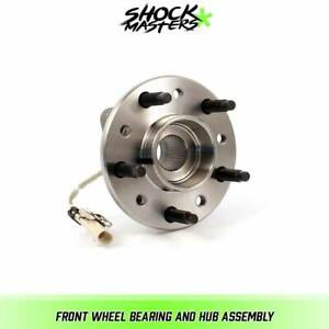 Front Wheel Bearing Hub Assembly For 1999 2004 Oldsmobile Alero Fwd