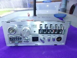 1979 1980 1981 Dodge Plymouth Chrysler Clean Original Am Fm Stereo Cb Radio