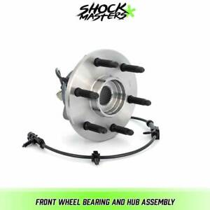 Front Wheel Hub Bearing For 2001 2006 Chevy Silverado 1500 6 Lug 4wd Awd