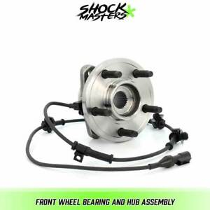 Front Wheel Hub Bearing For 2001 2005 Ford Explorer Sport Trac 4wd Awd
