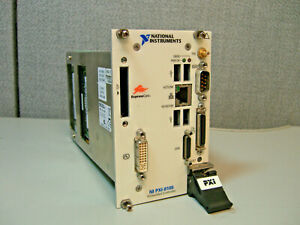 National Instruments Ni Pxi 8105 Embedded Controller 192893a 712