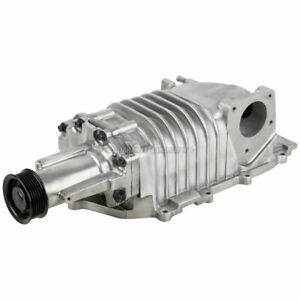 Remanufactured Oem Eaton M62 Supercharger For 1998 2004 Nissan Frontier V6