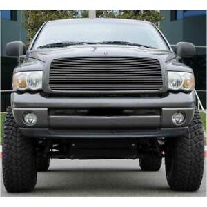 T Rex Polished Billet Full Opening Grille For Dodge Ram 1500 2500 3500 2002 05