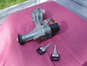 Volvo 240 Ignition Lock switch With Two Keys Correct For Second Version 1992
