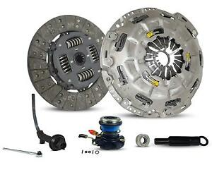 Clutch Kit Master And Slave Cylinders With Rod For 97 08 Ford F 150 4 6l V8 Sohc