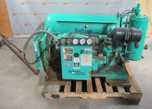 Sullivan Palatek 25d4 Rotary Screw Air Compressor 230 Volt 3 Phase