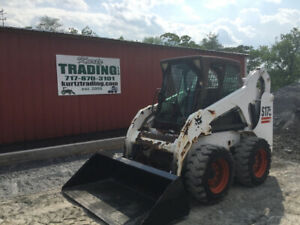 2004 Bobcat S175 Skid Steer Loader W Cab Only 1700 Hours Coming Soon
