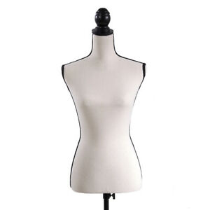 Female Torso Body Modelling Mannequin Top Clothing Display Props