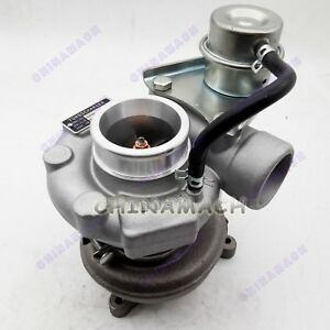 Turbo Charger For Kubota M904 Tractor 2005 Engine V3800dit A47gt 38l 71kw
