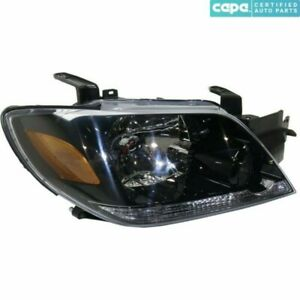 New Right Head Lamp Assembly For 2003 2004 Mitsubishi Outlander Mi2503150c Capa