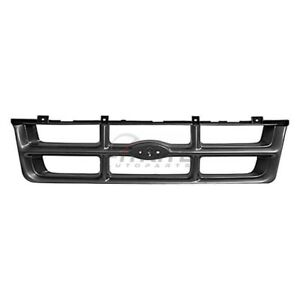 New Front Grille Silver Black For 1993 1994 Ford Ranger Fo1200185