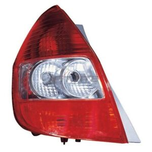 New Left Side Tail Light Assembly For 2007 2008 Honda Fit Hatchback Ho2800169