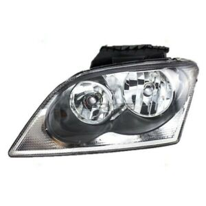 New Left Halogen Headlamp Assembly For 2005 2006 Chrysler Pacifica Ch2502168