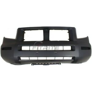 New Front Bumper Cover For 2006 2008 Honda Ridgeline Ho1000232c Capa