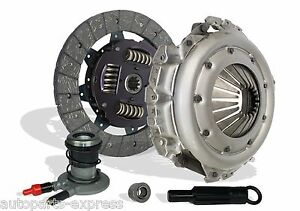 Clutch Kit Slave For 88 92 Ford F150 F250 E150 E250 E350 4 9 5 0 5 8l 5 Speed V8