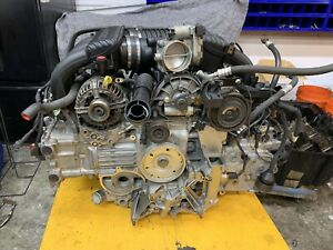 2001 Porsche 911 Carrera 3 4l Engine