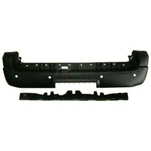 New Rear Bumper Cover Primed For 2003 2006 Ford Expedition Fo1100370