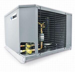 New Russell 5 Hp Outdoor Condensing Unit 208 230 3ph M Rfo500e4s e med low