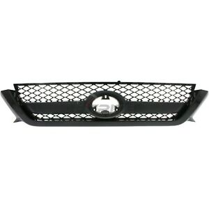 New Front Grille Black With Black Inserts For 2010 2013 Toyota 4runner To1200368