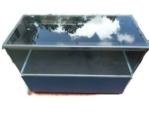 Lighted Glass Front top Display Case