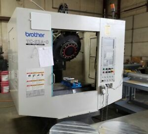 Brother Tc s2a 0 Cnc Drilling Tapping Machine 2 Available