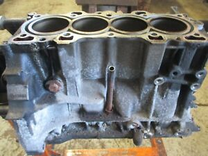 1999 Honda Cr V Crv At B20z2 Bare Engine Cylinder Block 2 0l