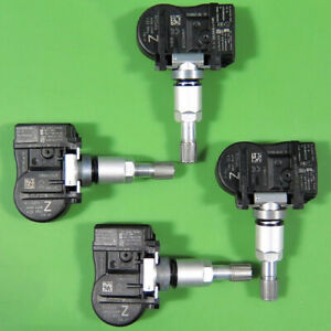 Set Of 4 Tire Pressure Sensor Tpms 40700 3ja0b z Set ts60 For Nissan Infiniti