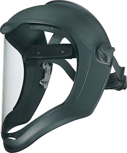 Bionic Face Shield Clear Visor Face Eye Protection Grinding Safety Mask