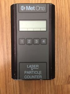 Hach Ultra Metone 227a 0 5um Laser Particle Counter Tested