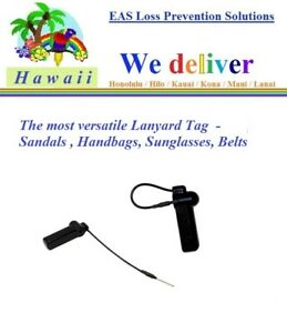 To Hawaii 200 Pcs Eas Rf 8 2 Mhz Checkpoint Compatible Anti Theft Security Tag