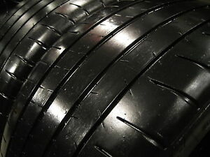 2 Two Michelin Pilot Super Sport 245 35 zr18 92y 245 35 18 Nr Extra Load France