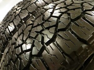 Like New 2 Two Goodyear Wrangler Trailrunner At Lt285 70 r17 M s 285 70 17 1613
