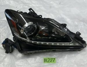 Lexus Is F Headlight Hid Xenon Is250 Is350 Convertible Right Oem 2011