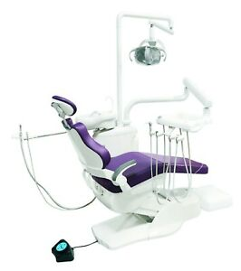 Tpc Dental Lp2100 600led Laguna Chair Mount Operatory System With Cuspidor Wit