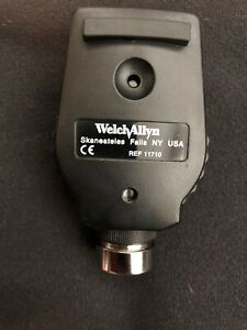Welch Allyn Ophthalmoscope Head 11710