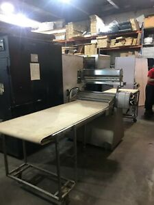 Rondo Smk 64 Reversible Dough Sheeter Used Excellent Condition ns 3
