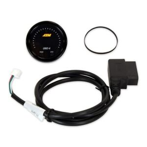 Aem X Series Obdii Obd2 Digital Datastream Gauge Kit