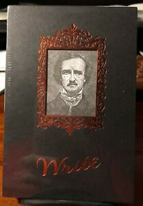Write Notepads Lenore Edgar Allen Poe Limited Edition Sealed