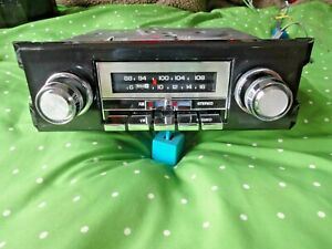 1978 Early 1980 s Pontiac Grand Prix Delco Radio Am fm Stereo Complete Great