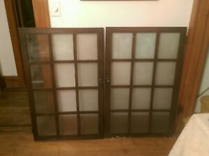 Antique Mission Arts And Crafts Cabinet Fronts