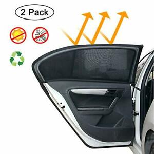 Car Window Sunshade For Baby Sun Shades Uv Protection Cover Mesh Sun Protector