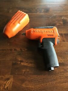 Snap on Tools Mg325 3 8 Drive Air Impact Wrench Orange