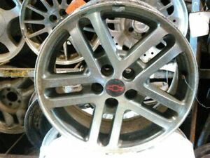 Wheel 16x6 Aluminum 10 Spoke Brushed Opt Pfd Fits 02 05 Cavalier 404830