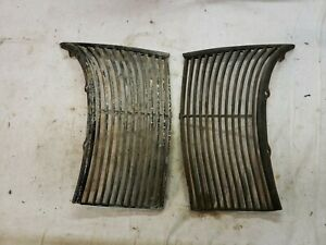 1939 1940 Ford Grille 39 Deluxe 40 Standard Grill Shell Bars Inserts