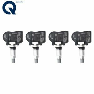 Brand New Set Of 4 For Nissan Tpms Tire Pressure Sensors Service Kits Z Us