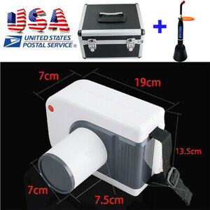 30khz Digital Dc High Frequency Intra oral X Ray Machine Handheld Imaging Unit
